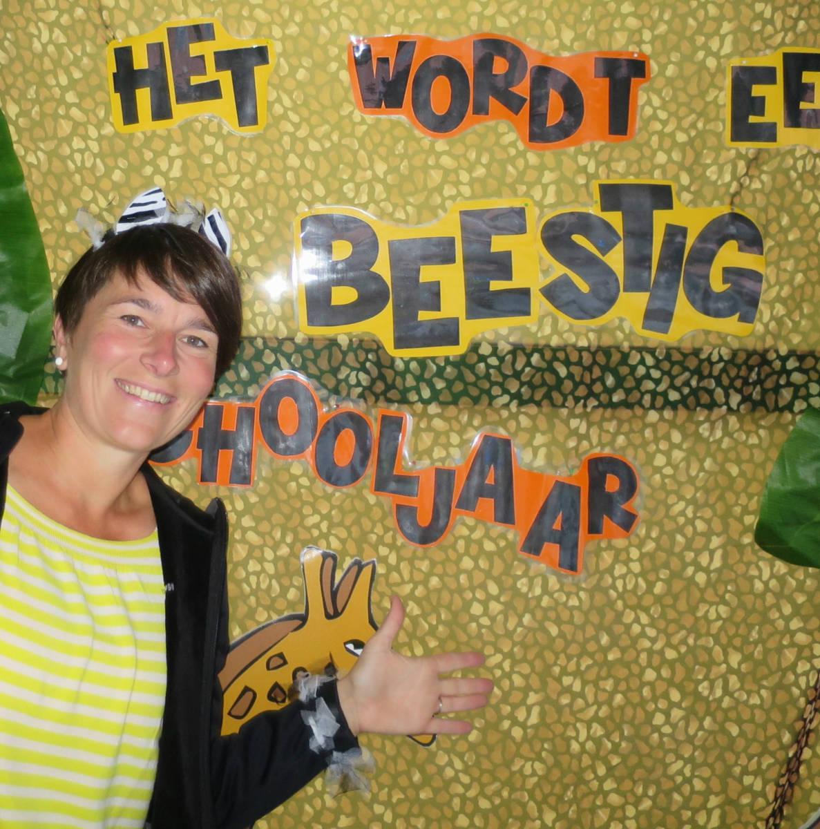 Juf Tineke